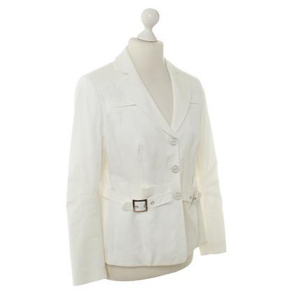 Rena Lange Blazer in bianco