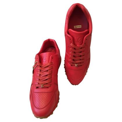 Louis Vuitton Louis Vuitton x Supreme -Sneakers