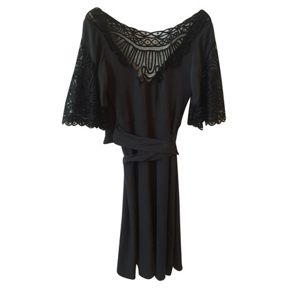 Temperley London Temperley vestito nero T.38