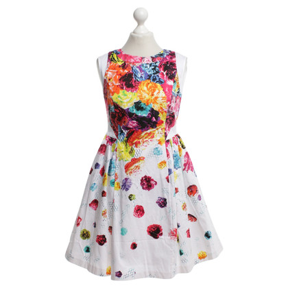 Prabal Gurung Dress with floral print