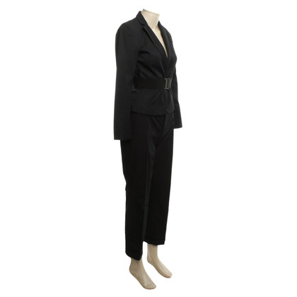Moschino Suit in zwart