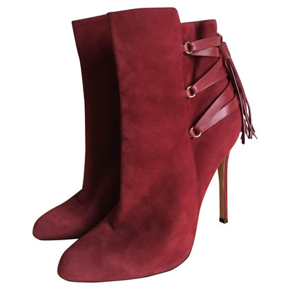 Gianvito Rossi High Heel Ankle Boots.