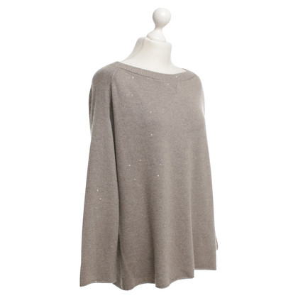 Brunello Cucinelli Knit sweater with sequins