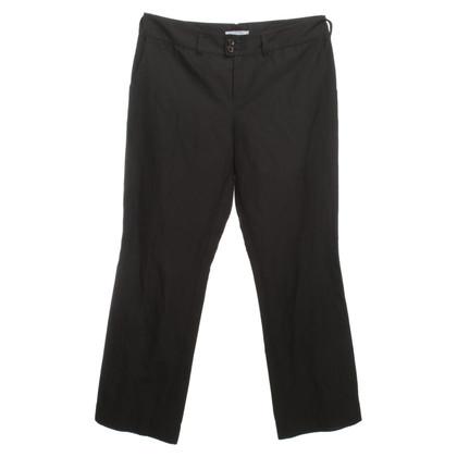 Strenesse Blue Pantaloni con effetto metallico