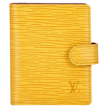 Louis Vuitton Louis Vuitton Epi Agenda PM