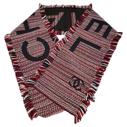 Chanel Schal aus Wolle