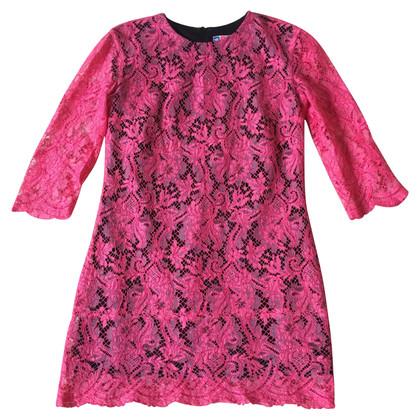 MSGM kanten jurk