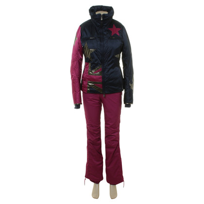 Jet Set Ski suit in bicolor