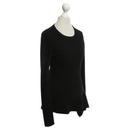Steffen Schraut maglione maglia in nero