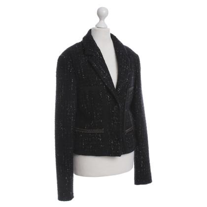 Pollini Bouclé jacket