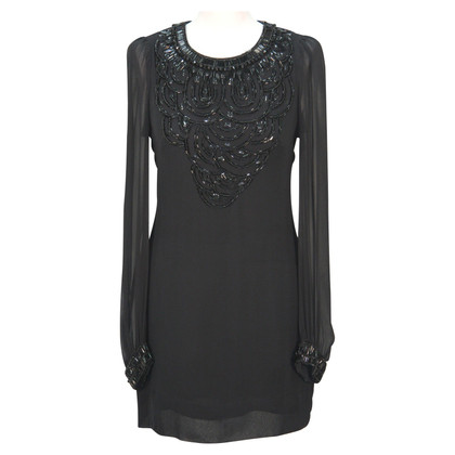 French Connection Silk sequin dress