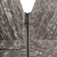 Burberry Silk dress with pattern