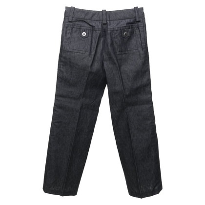 Louis Vuitton Pantaloni in grigio / blu