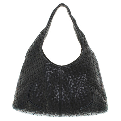 Bottega Veneta Handtas in zwart