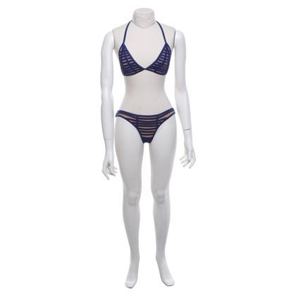 Beach Bunny Swimwear Bikini in het blauw