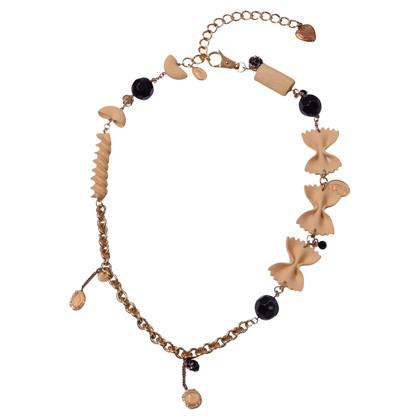 Dolce & Gabbana Sicily pasta belt necklace