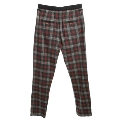 Isabel Marant Etoile Checkered pants