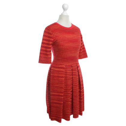 Missoni Wollen jurk in Bunt