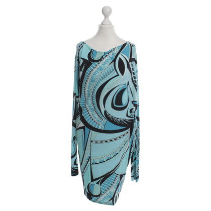 Emilio Pucci Patroon jurk