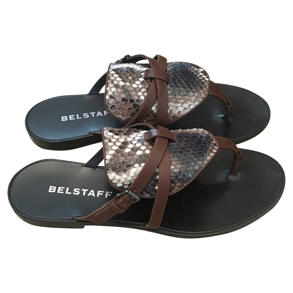 BELSTAFF Flip flops free shipping 2014 newest clearance online amazon outlet order online affordable online GuUXS1Lc3