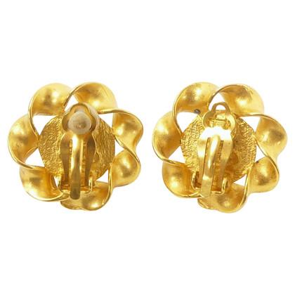 Chanel clip orecchio
