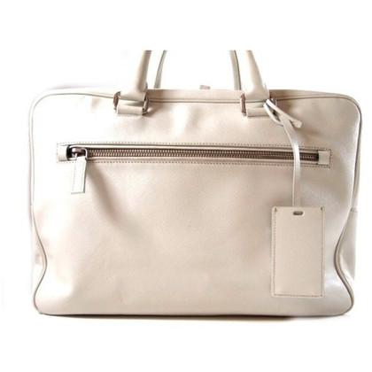 Prada Travel bag in white