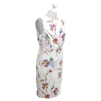 Diane von Furstenberg Dress with a floral pattern