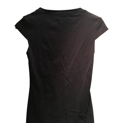 Karen Millen Karen Milen t shirt with a waiscoat