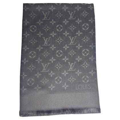 Louis Vuitton Monogram-Shine-Tuch in Grau