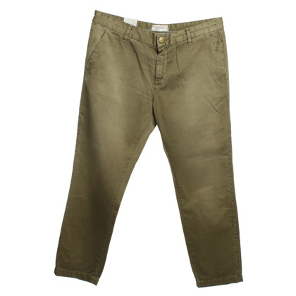 Current Elliott Pants in Olive