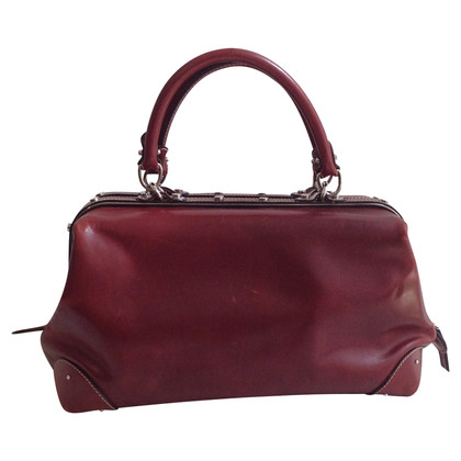 Aigner Satchel in Doctor-Style