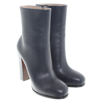 Céline Ankle boots in dark construction