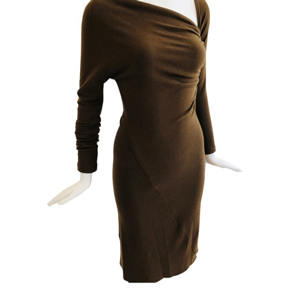 Donna Karan Brown dress