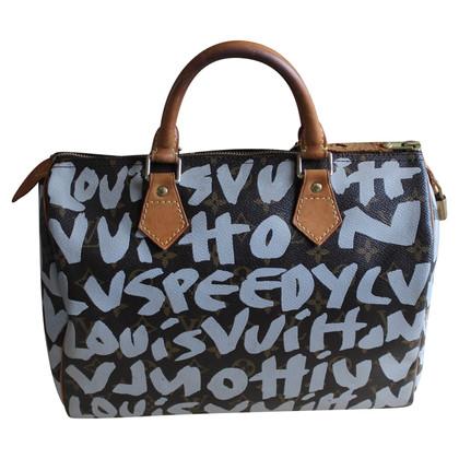"Louis Vuitton ""Speedy 30 Monogram Graffiti"""