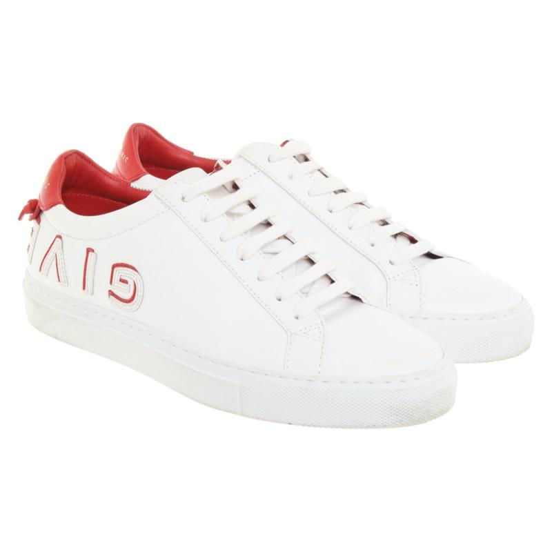 Hand Givenchy Leder Second Sneakers Aus exBrdoWC