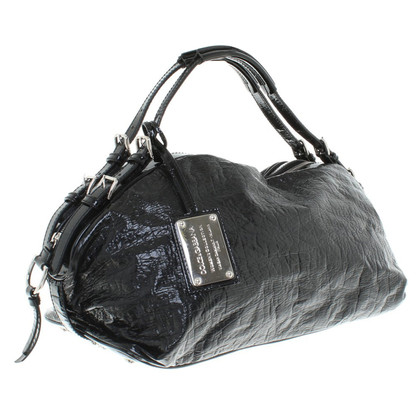 Dolce & Gabbana Handbag made of patent leather