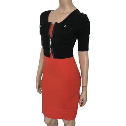 Karen Millen Dress with cardigan
