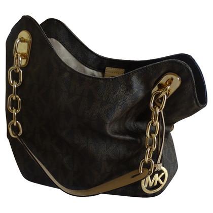 michael kors outlet purses j62d  Michael Kors Shoulder bag with logo Michael Kors Shoulder bag with logo