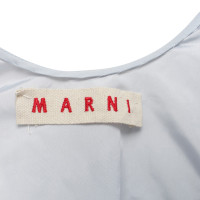 Marni top in baby blue
