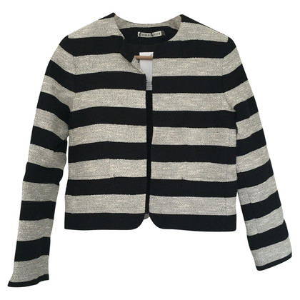 "Alice + Olivia Striped jacket ""Kidman"""