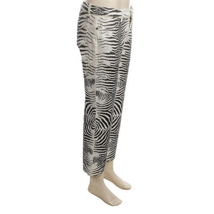 Roberto Cavalli trousers with pattern