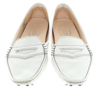 Tod's Moccasins made of patent leather