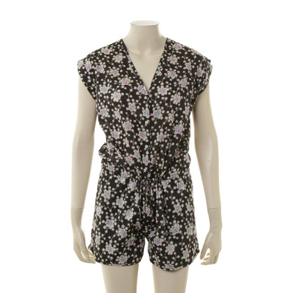 Paul & Joe Jumpsuit met bloemenpatroon