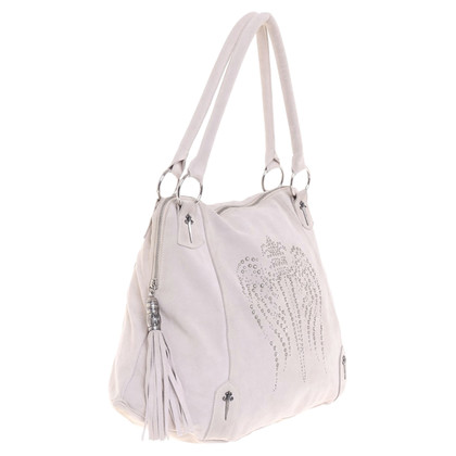Faith Connexion Handtas in beige