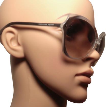 Alexander McQueen Oversized Sonnenbrille