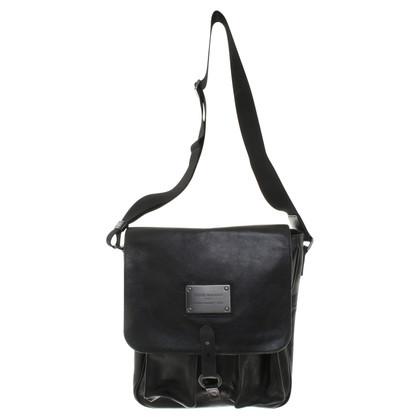 Balmain Urban messenger bag in zwart