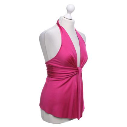 Balenciaga Halter top in roze