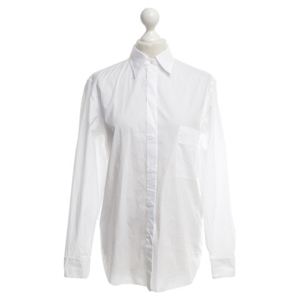 Hermès Blouse in white