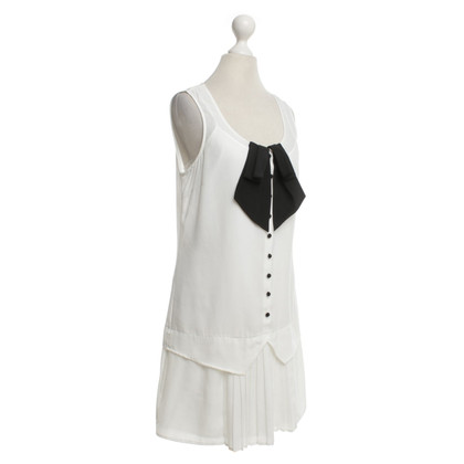 Ted Baker Kleid in Schwarz/Weiß