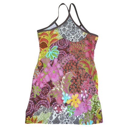 Kenzo Tank-top with flower print